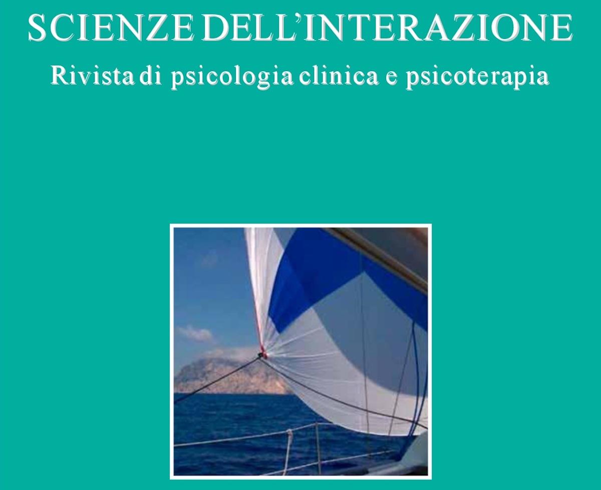 Pubblicati on-line tutti i numeri di Scienze dell'Interazione