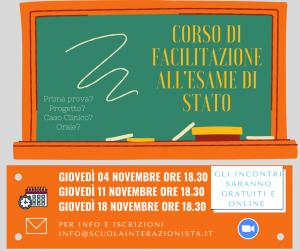 Scuola interazionista di Padova_Corso Esame di Stato
